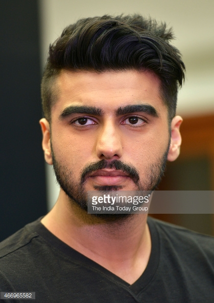 All About Hair For Men Arjun Kapoor Undercut