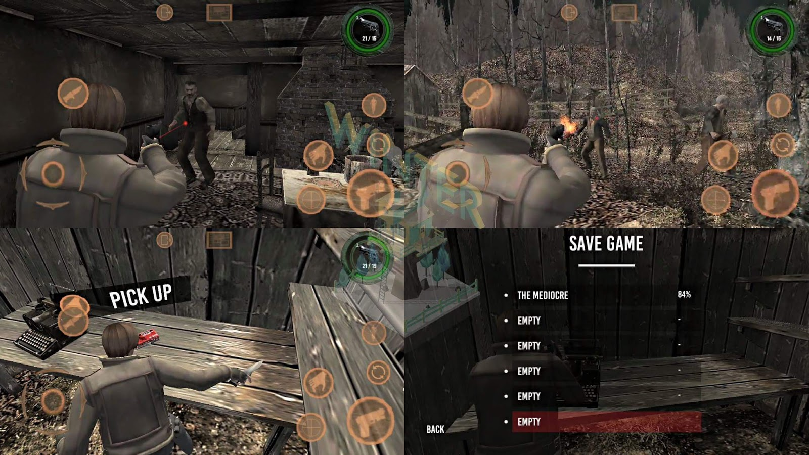 (ppsspp)resident evil 4 android live