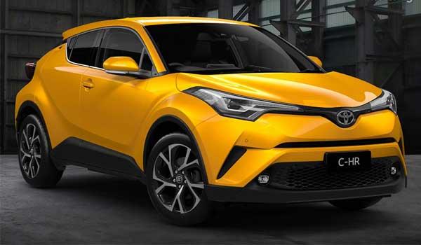 Toyota C-HR Pekanbaru Riau 2018