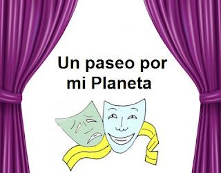 Obra teatral un paseo por mi planeta resumido para niños