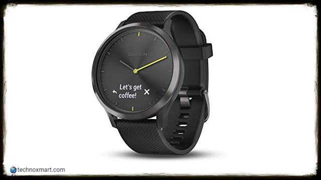 Garmin New Variety Of Vivomove Hybrid Smartwatches Launched In India, With Health & GPS Tracking