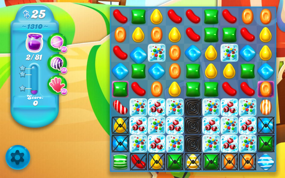 Candy Crush Soda Saga level 1310