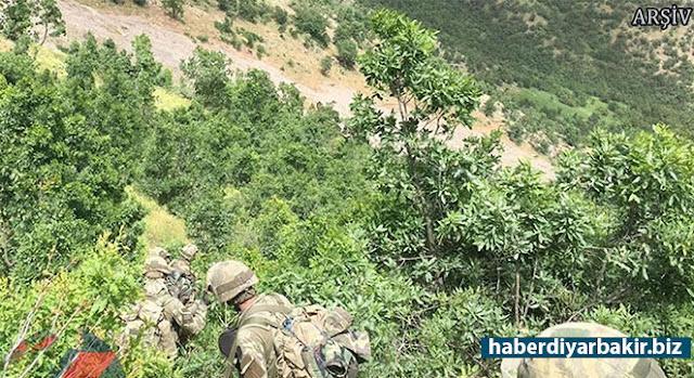 DIYARBEKIR-Hat ragihandin bi binasiya ku dê li dijî PKKê operasyon were lidarxistin li navçeyên Lîce û Hênê di 9 gundan de qedexeya derketina derve hatiye îlankirin.