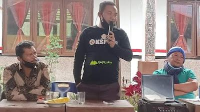 Anggota DPRD Samosir Gagas Pengembangan Agrowisata Kopi di Sitaotao