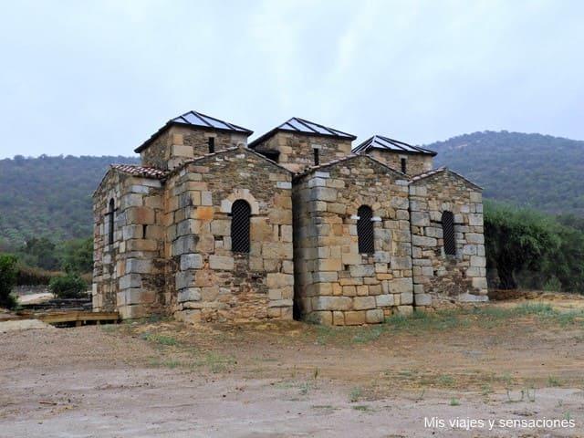 Basílica visigoda Santa Lucía del Trampal, Exremadura