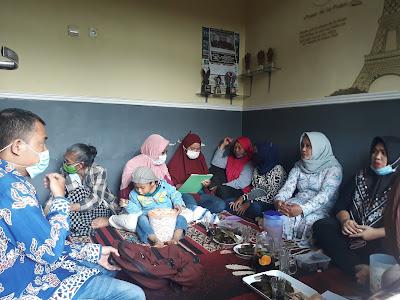 Keluarga Penerima Manfaat Hadiri Pertemuan Peningkatan Kemampuan Keluarga