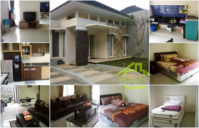 Villa Kusuma Pinus 3 Kota Batu Malang