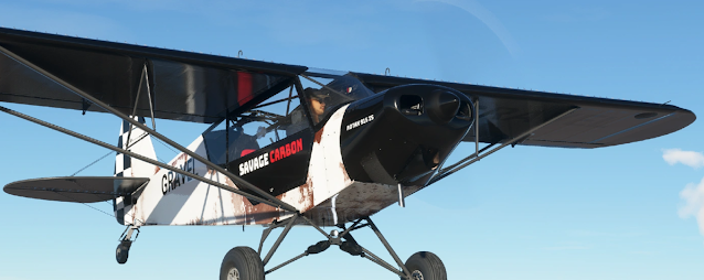 [MSFS] Savage Carbon - STOL Realism Mod