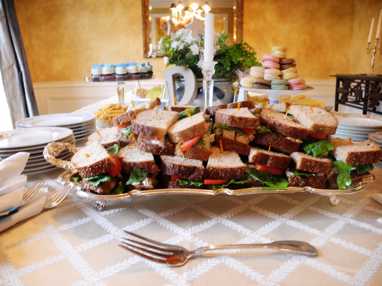 Baby Shower Food Ideas: Baby Shower Ideas For Food On A Budget