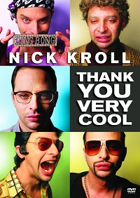 Watch Nick Kroll: Thank You Very Cool Online Free in HD