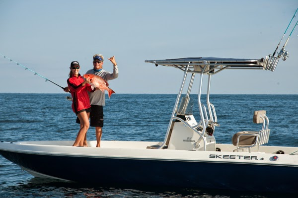 Skeeter Boats Destin Photo Shoot