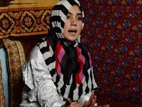 阿齐扎,一名14岁的女孩,为阿富汗的教育和清洁水斗争