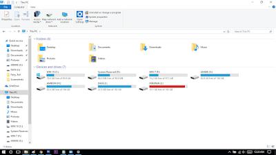 Cara Mengetahui Windows 10 Sistem Type 32Bit Atau  64Bit