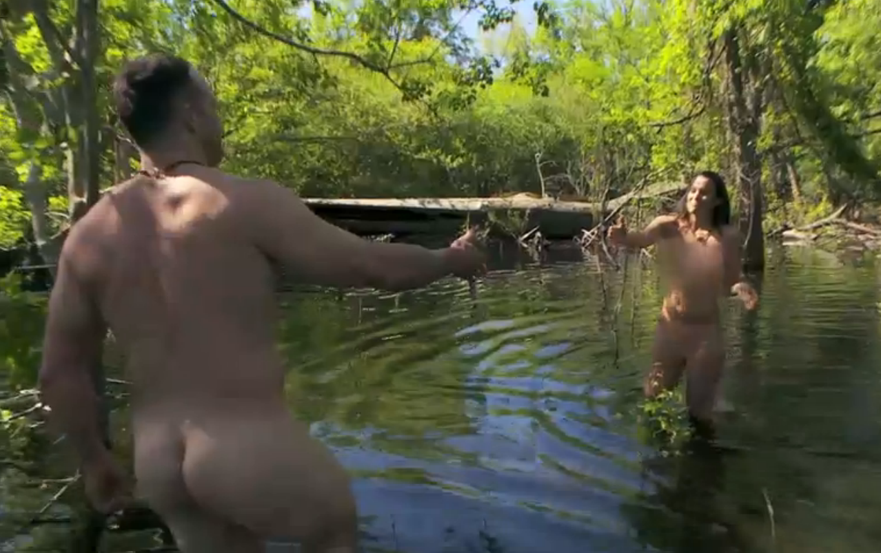 Naked And Afraid Women Pics