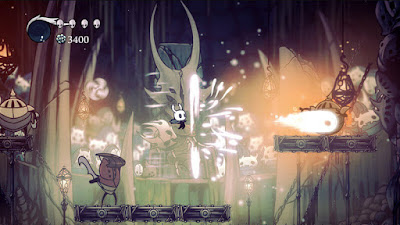 Hollow Knight Linux Gameplay