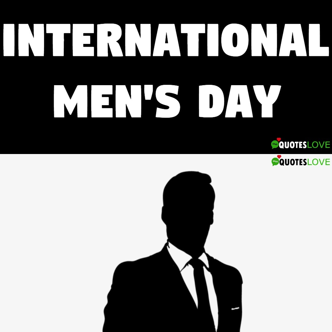 International Men's Day 2019 Images
