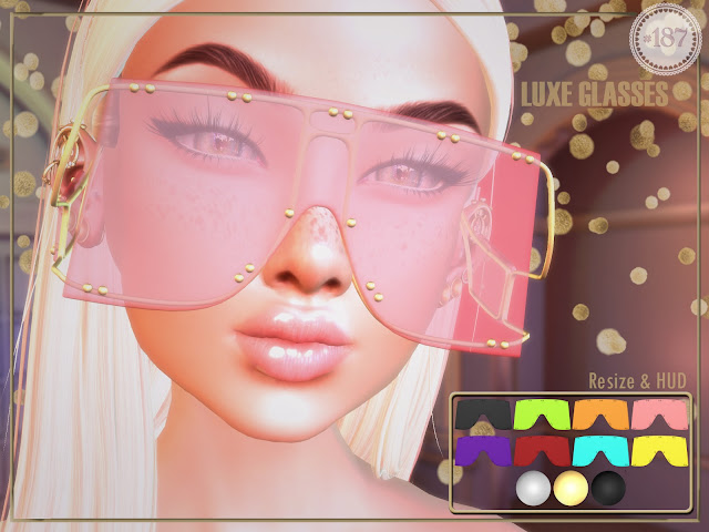 Luxe Glasses @ Cosmopolitan