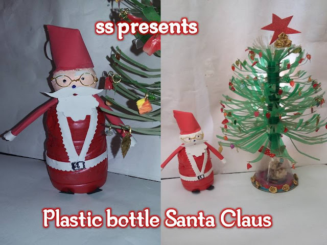 Here is Images for plastic bottle santa claus,how to make santa claus with paper,Plastic Bottle SANTA,how to make santa claus using recycled materials,1000+ images about Christmas Crafts ,Images for how to make santa claus doll,How To Make a Santa Claus Doll At Home,How to make Santa Claus with plastic bottle and foam sheet