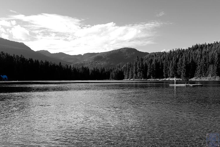 Le Chameau Bleu - Lost Lake Whistler Village Canada Colombie Britannique Canada