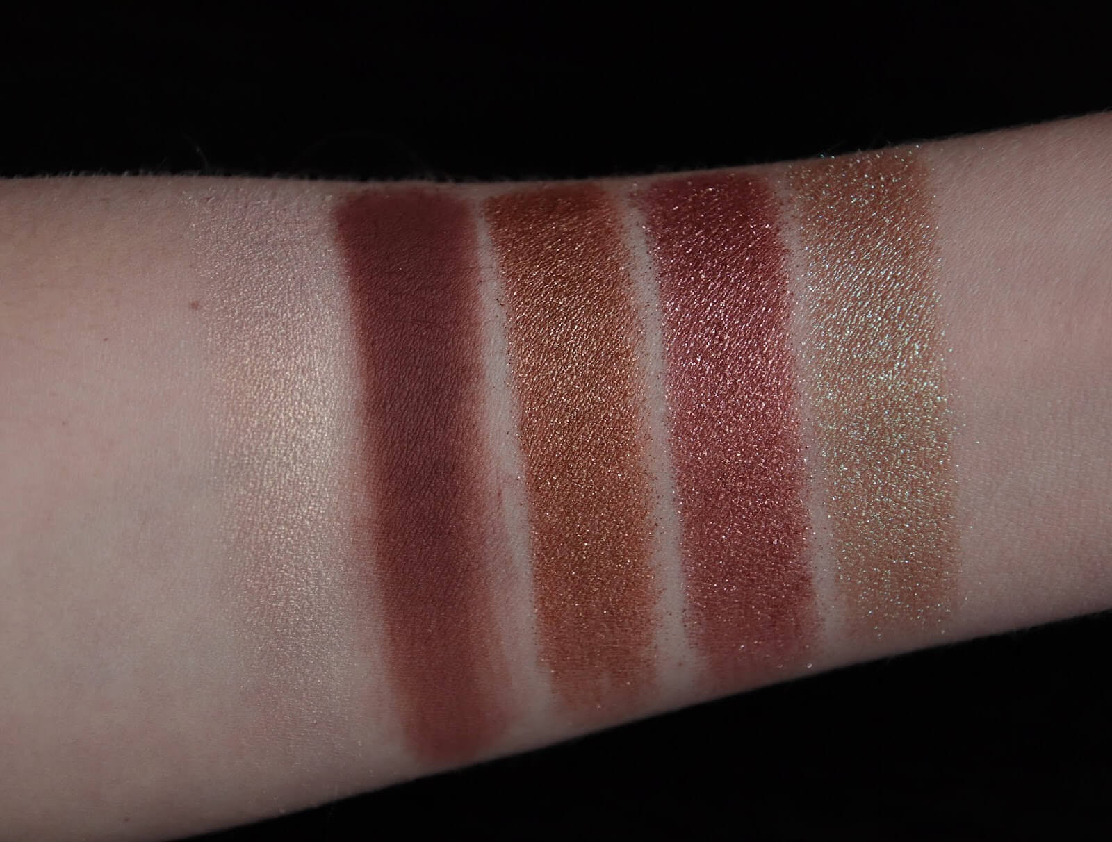 Pat Mc Grath Palette Yeux Mothership Avis Swatch