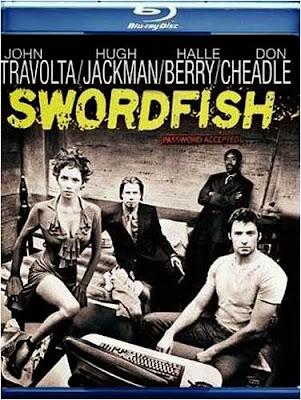 Swordfish (2001) 720p 900MB Blu-Ray Hindi Dubbed Dual Audio [Hindi ORG DD 2.0 + English 2.0] MKV