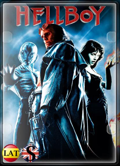 Hellboy (2004) HD 1080P LATINO/INGLES