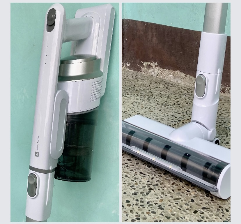 realme TechLife Handheld Vacuum Cleaner Unboxing and Review
