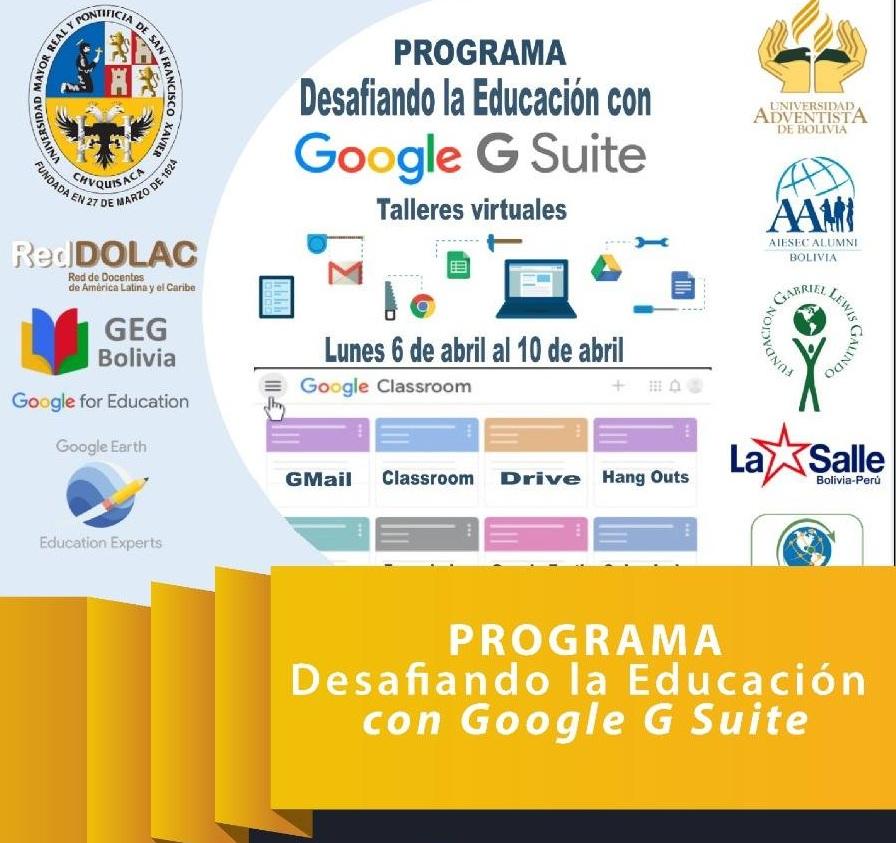 La actividad del equipo GEG Bolivia fue un éxito en el ámbito educativo / GEG