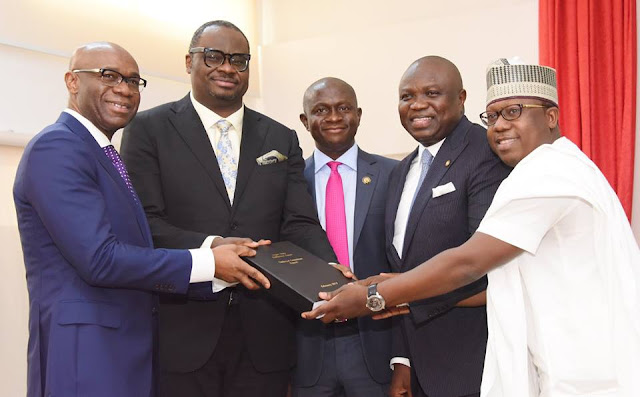 Ambode targets 3000mw 24-hr power generation for Lagos