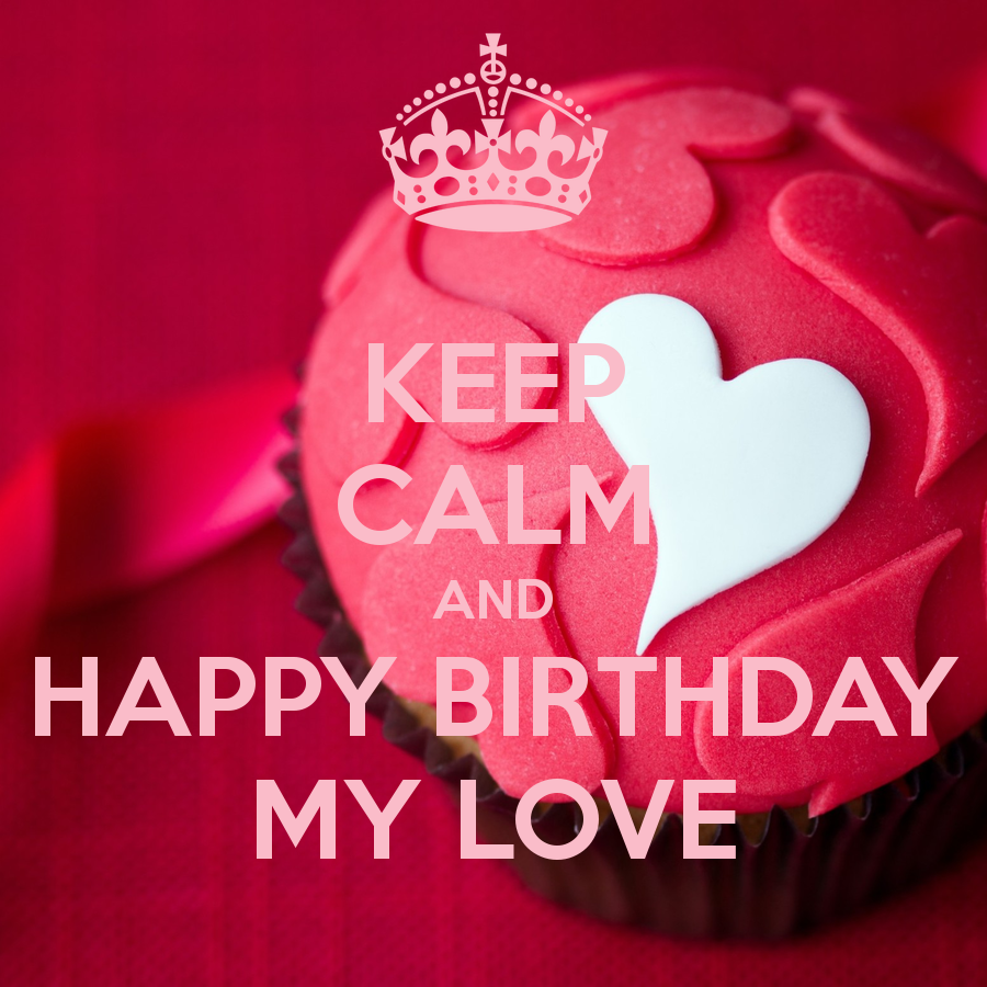 Amato Immagini d'Amore: Frase di compleanno in inglese : KEEP CALM AND  BN16