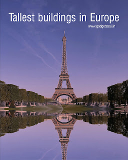 Tallest building in europe