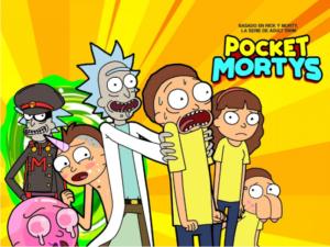 Pocket Mortys Mod Apk v2.11.0 Full Android Terbaru