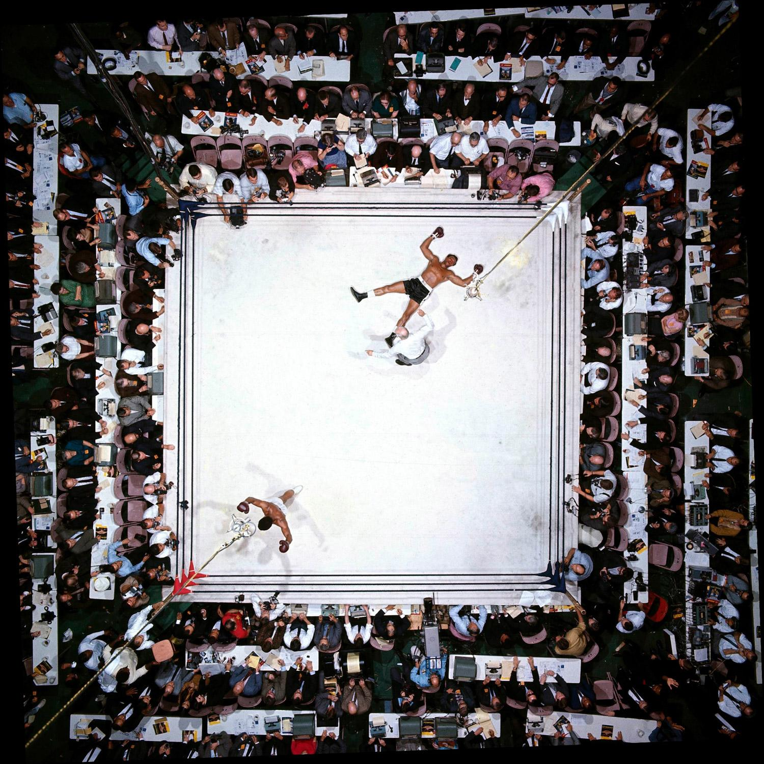 Muhammad Ali: Still The Greatest as photographed by Neil Leifer