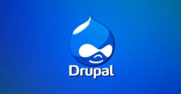 drupal website hacking