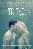 Review: Of Triton by Anna Banks