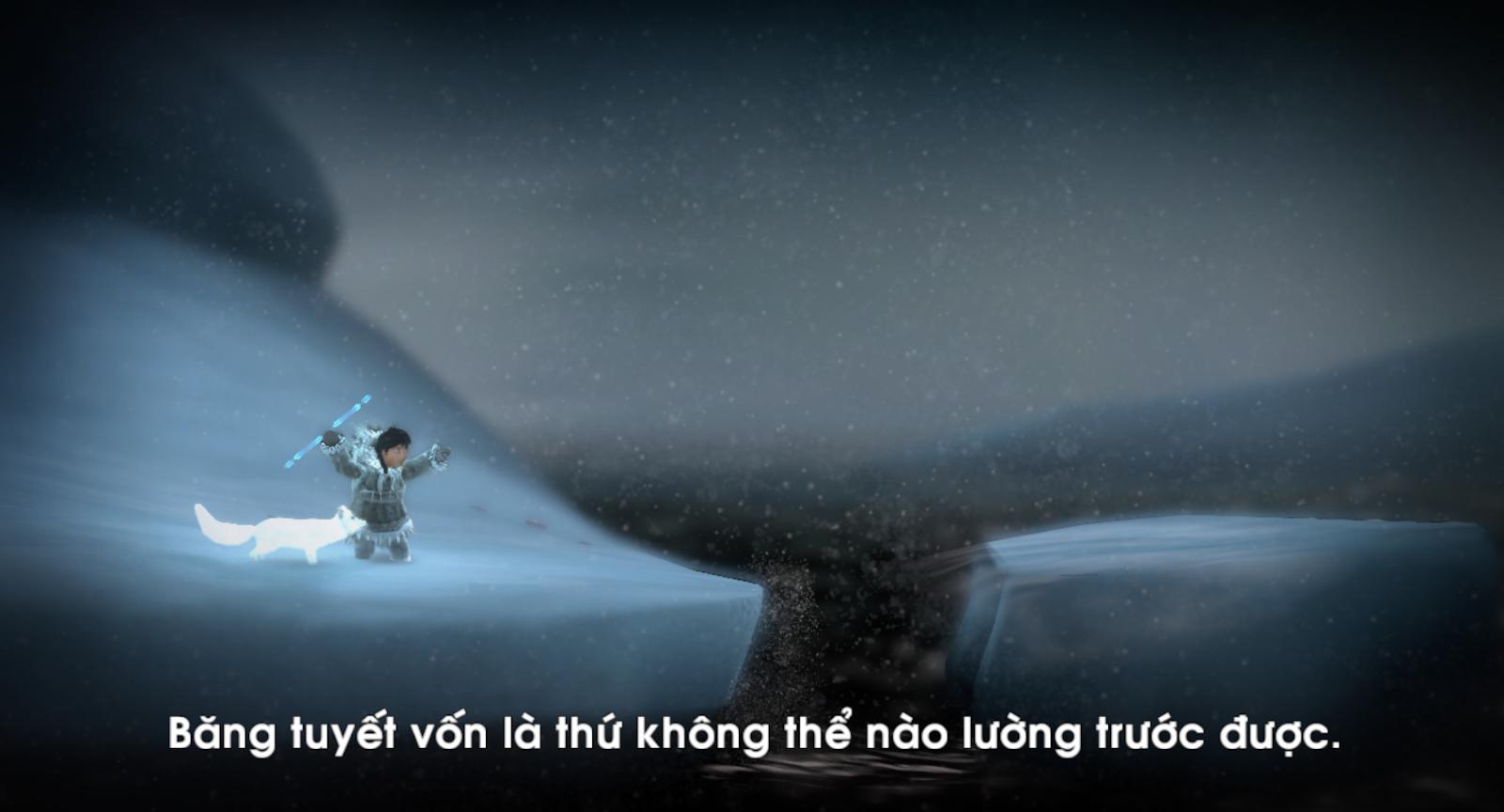 Game Never Alone Việt Hóa (KISIMA INGITCHUNA) - TÔI KHÔNG CÔ ĐƠN