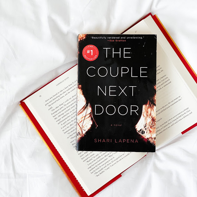 The Couple Next Door - Book Review - Incredible Opinions
