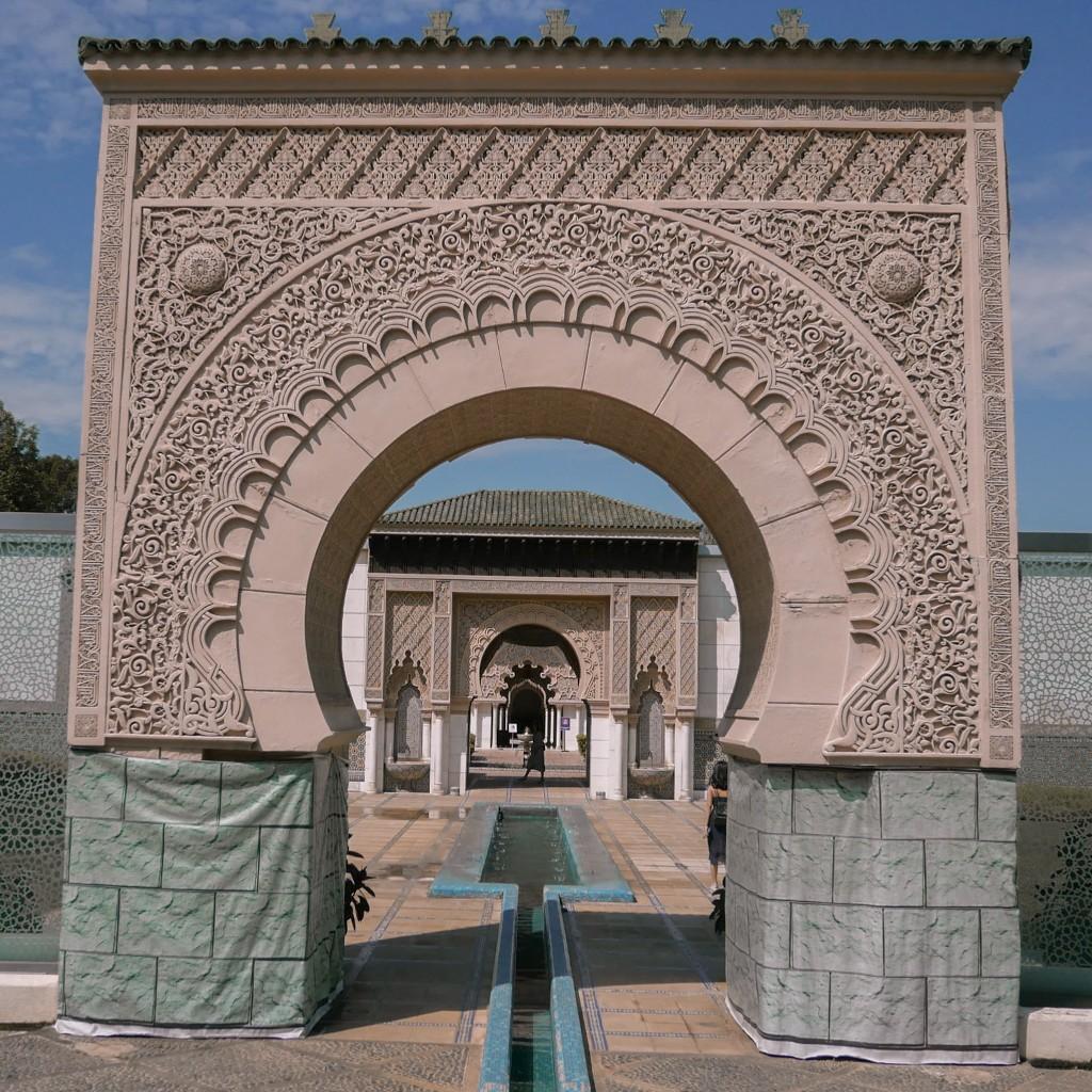 pengalaman ke astaka morocco putrajaya