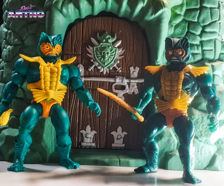 Mer-Man Masters of the Universe Origins