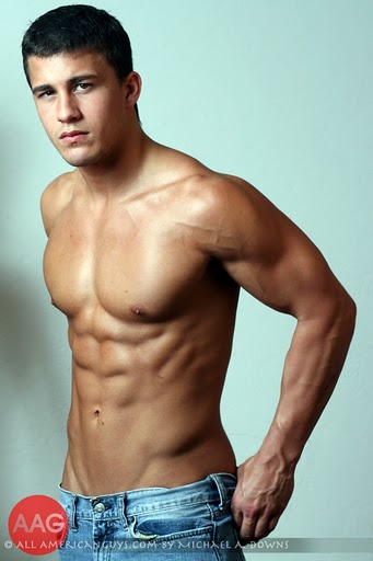 Anthony Michael Cadrecha - Beautiful Men and Women