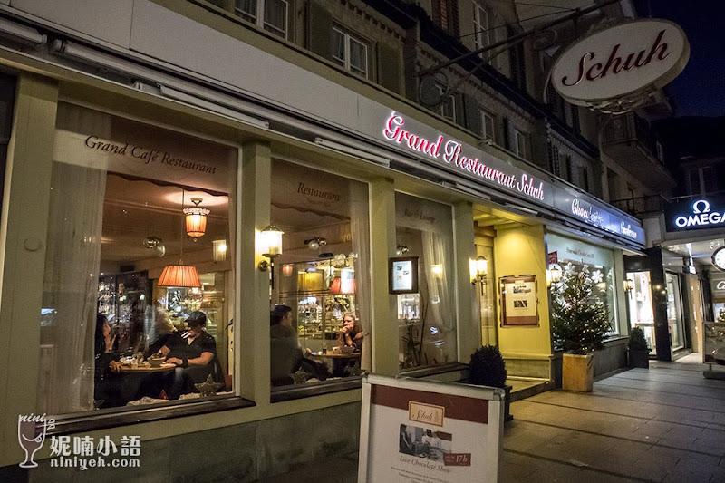 【瑞士伴手禮】瑞士精品巧克力名店一覽表。用巧克力找出城市的記憶