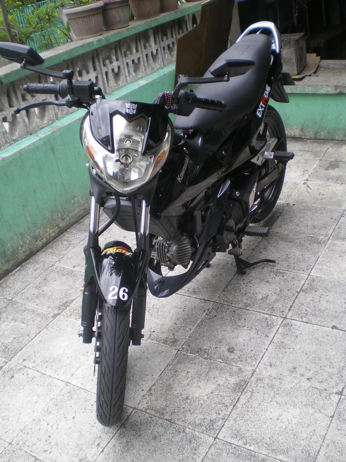 An All Around Sportsperson  My Ride  Kawasaki Fury 125 R
