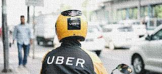 Uber Motor Jakarta daftar Online