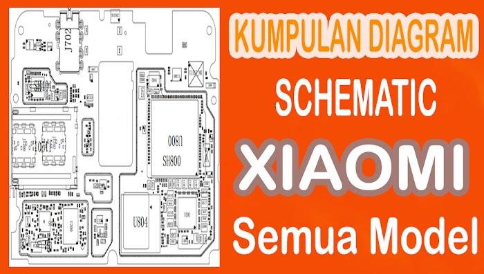 Kumpulan Diagram Schematic Xiaomi Semua Model