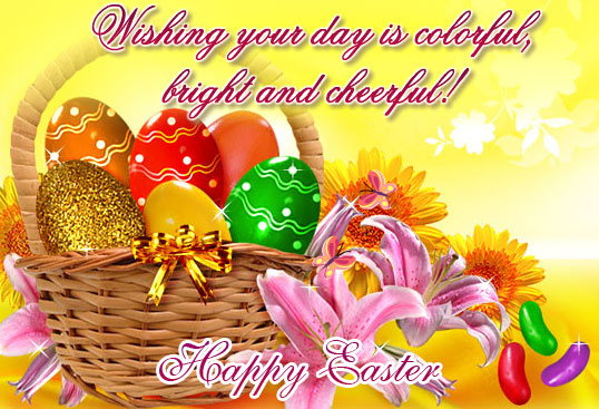 Easter 2016 Greetings