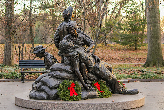 Remembering The Women Who Volunteered To Serve