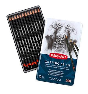 Derwent-Graphite-Pencils