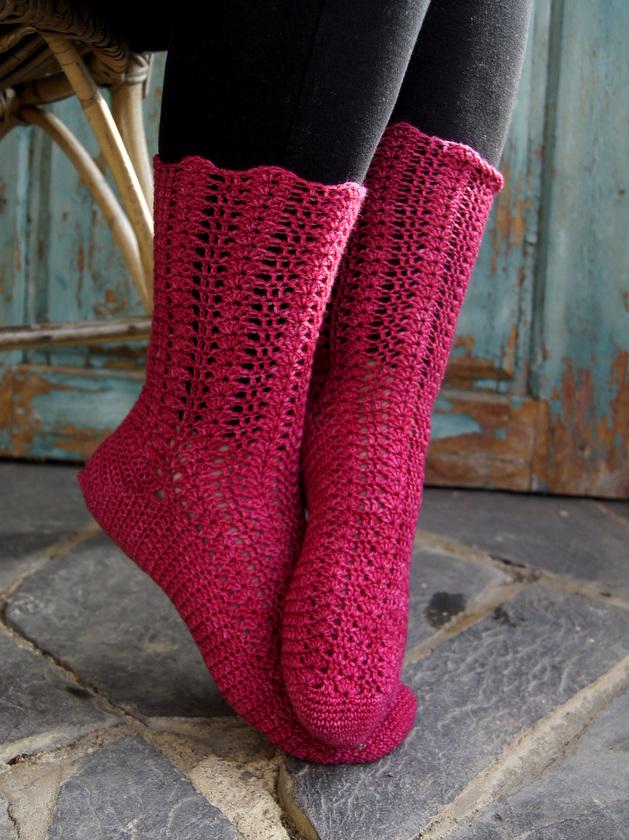 Samhain Socks