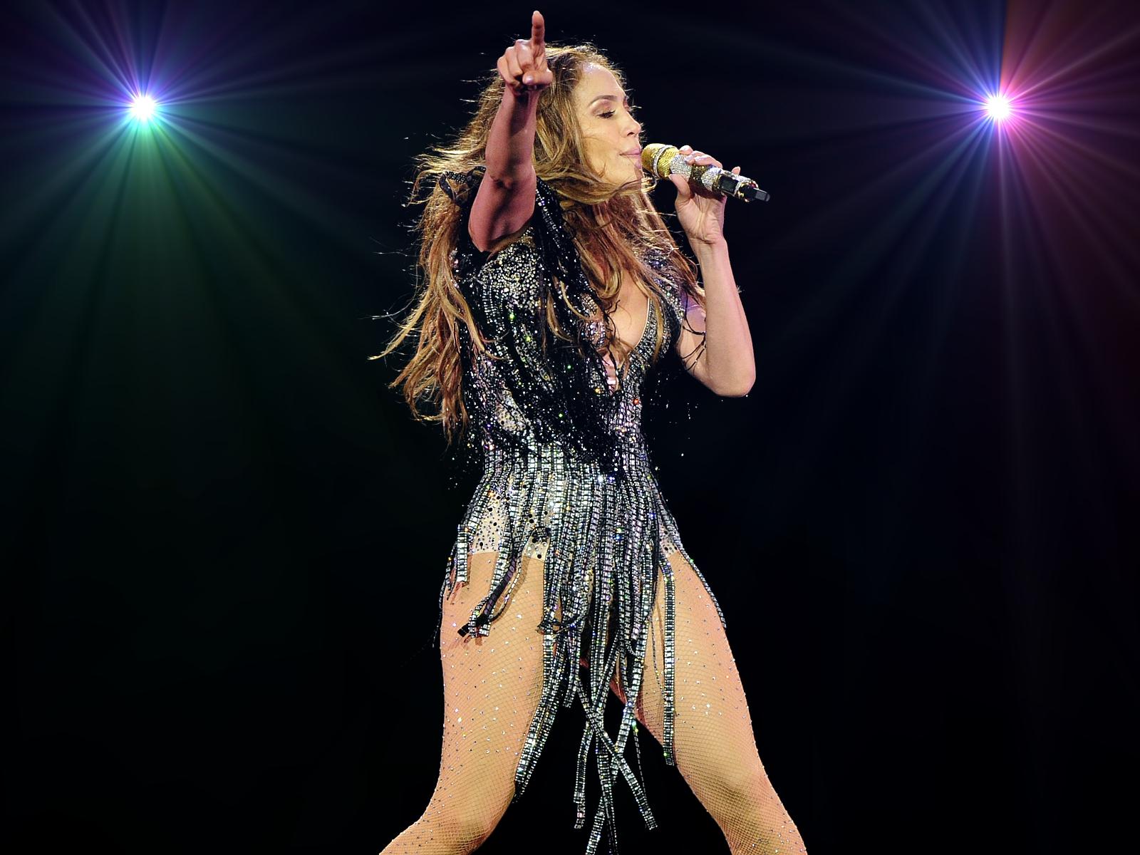 My Sexy Celebrities Wallpapers: Jennifer Lopez Wallpapers