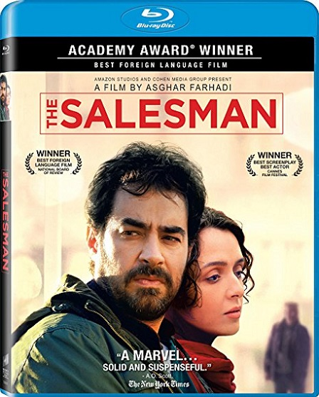 The Salesman (El Viajante) (2016) 720p y 1080p BDRip mkv AC3 5.1 ch subs español